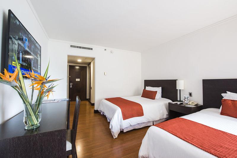 habitacion twin hotel belfort